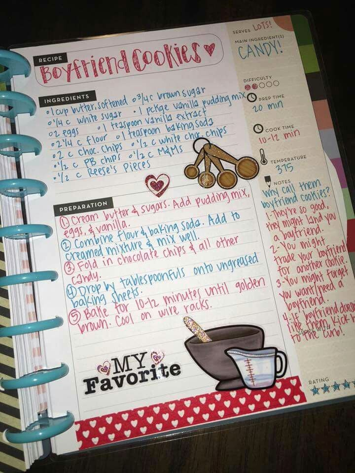 Diy Recipe Book Template Elegant Best 25 Recipe Templates Ideas that You Will Like On