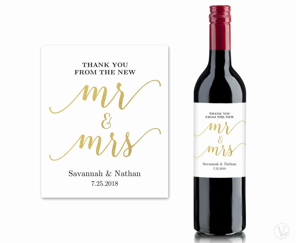 Diy Wine Labels Template Luxury Wine Bottle Labels Printable Wine Bottle Label Template