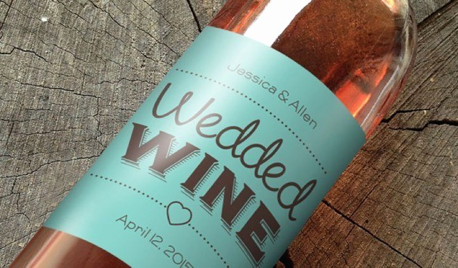 Diy Wine Labels Template Unique Diy and Personalize Your Wedding with Stickeryou