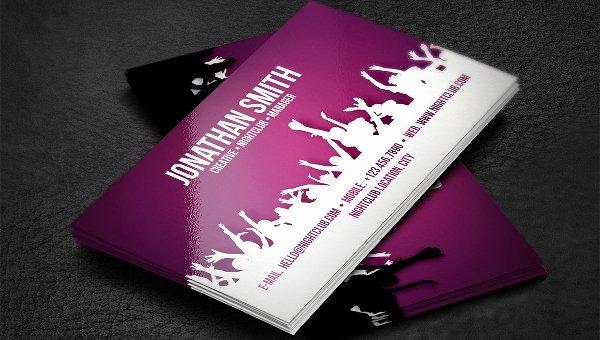 Dj Business Card Template Unique 19 Dj Business Cards Free & Premium Psd Ai format Download