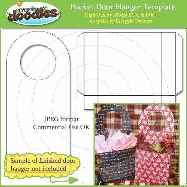 Door Hanger Template Pdf Best Of 1000 Ideas About Door Hanger Template On Pinterest