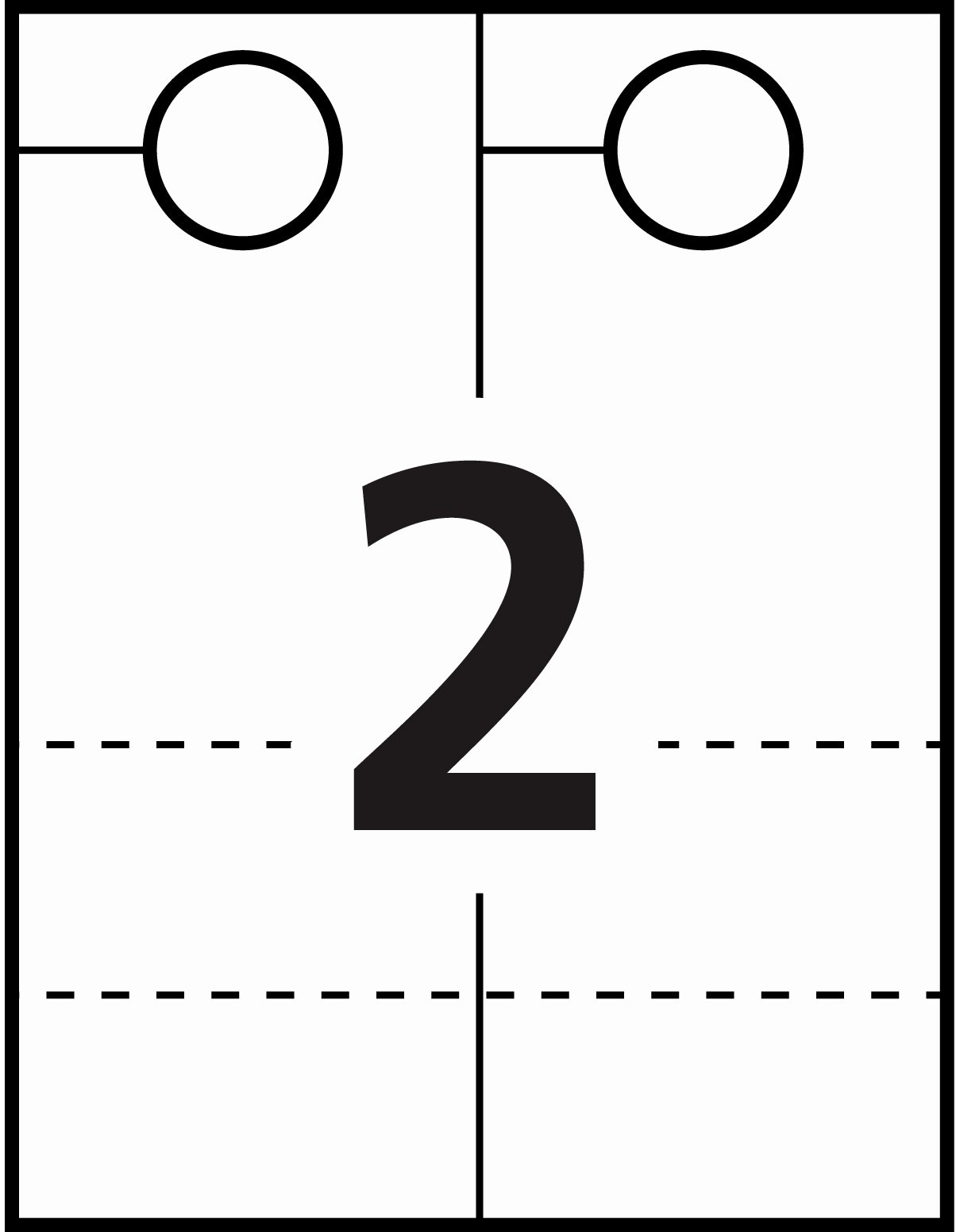 Door Hanger Template Word Elegant Free Cards Design Templates