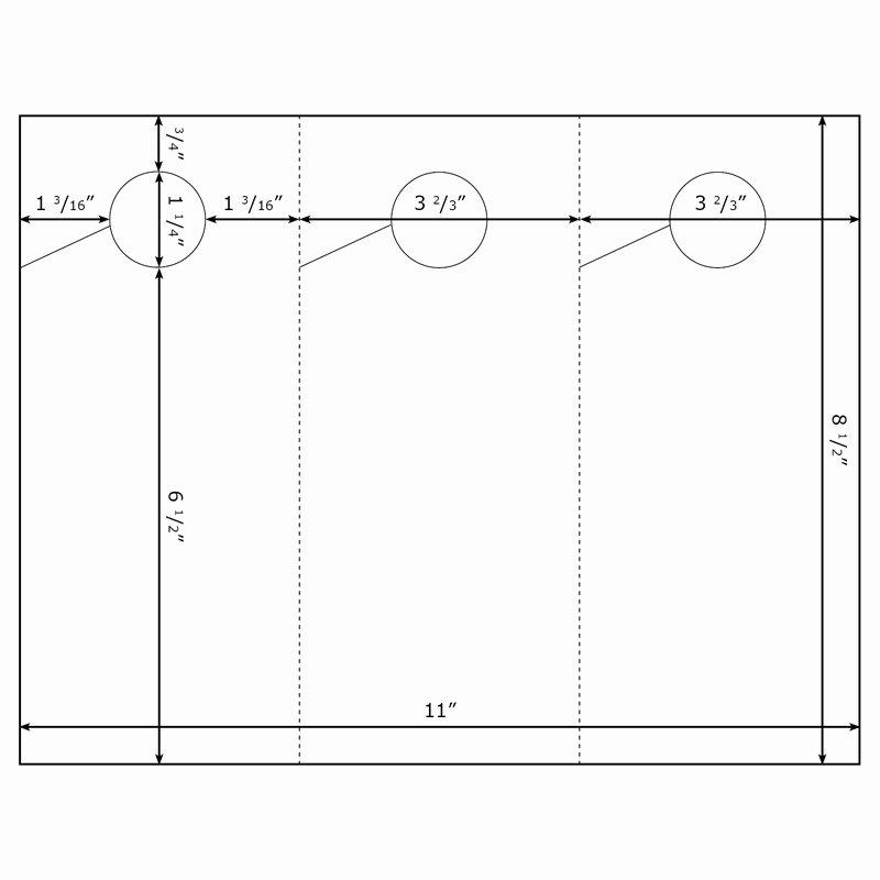 Door Knob Hanger Template Unique Fantastic Door Hanger Template with Burris 3 Per Page Door