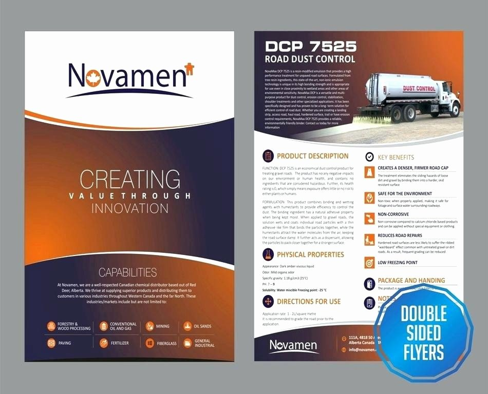 Double Sided Flyer Template Luxury A5 Double Sided Flyer Template Jourjour