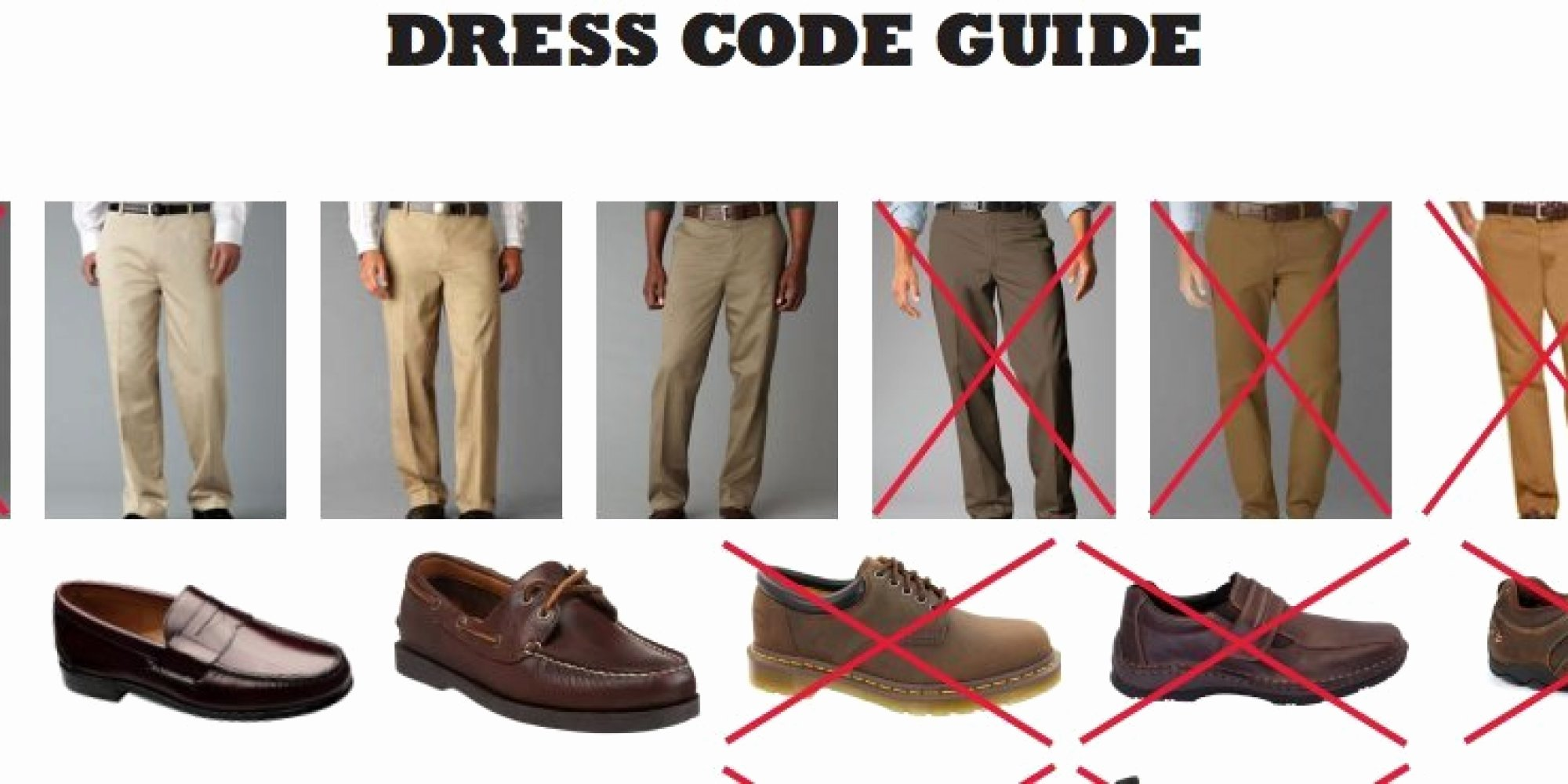 Dress Code Policy Template Lovely Jimmy John S Enforces An Insanely Restrictive Dress Code