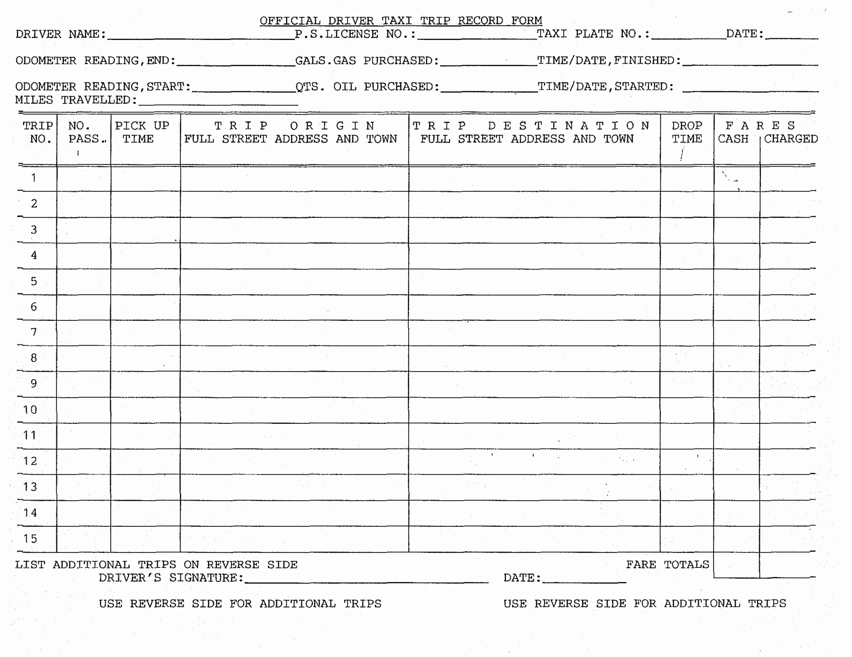 Drivers Log Sheet Template Unique Best S Of Drivers Log Sheet Driver Log Sheet