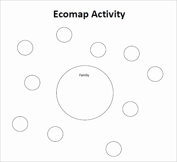 Ecomap social Work Template Best Of Map Template Category Page 1 Brsata