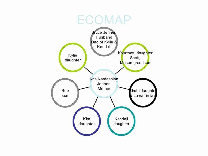 Ecomap social Work Template Lovely E Ap Template