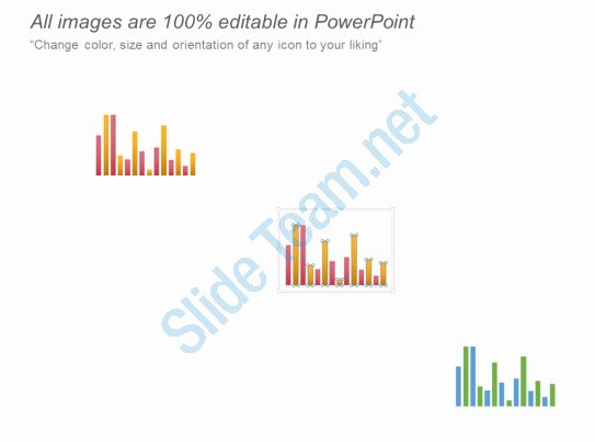 achieving sales tar editable bar graph sample of ppt