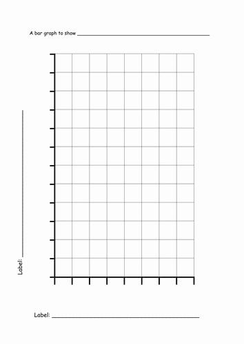 Editable Bar Graph Template Beautiful Simple Bar Graph Template by Sbt2 Teaching Resources Tes