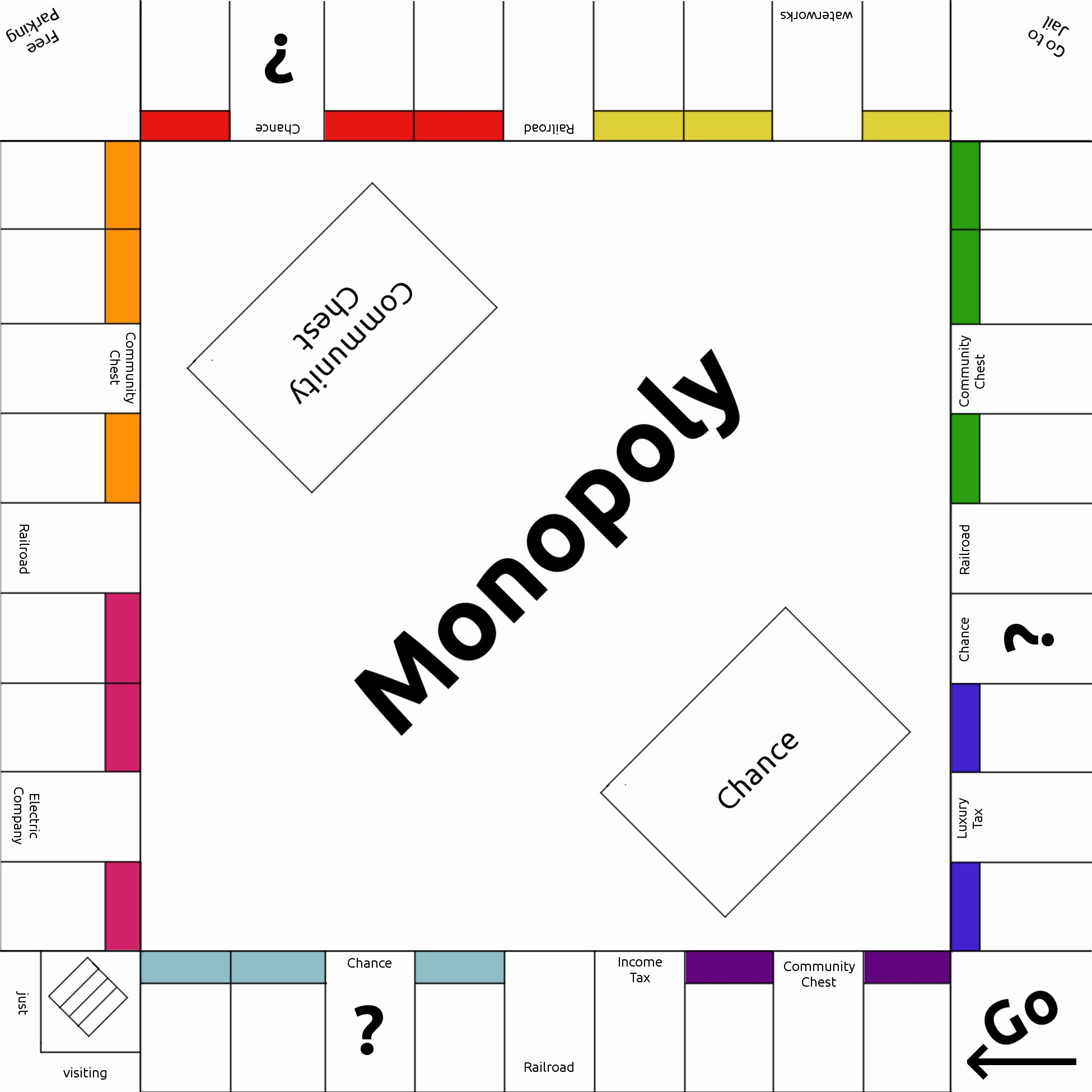 Editable Board Game Template Beautiful Monopoly Template by Lunarcloud On Deviantart
