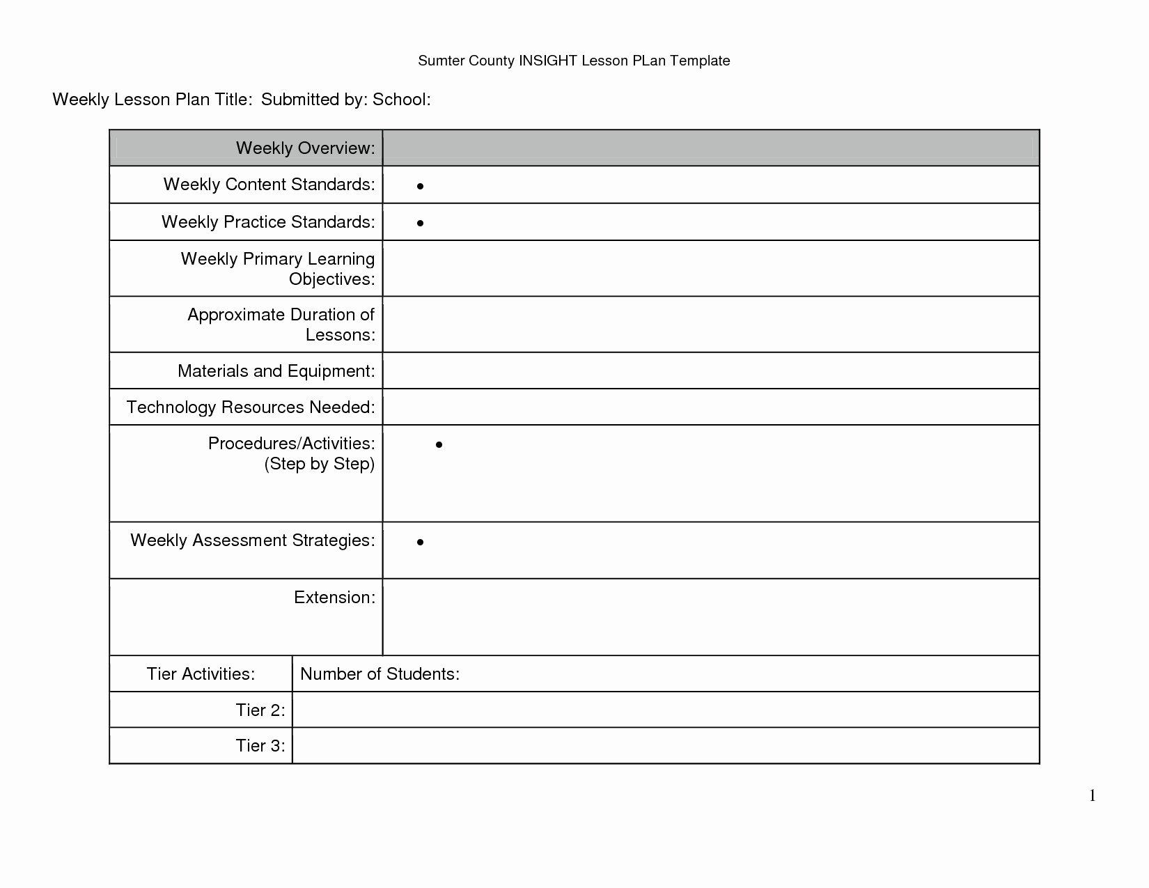 Editable Lesson Plan Template Elegant Detail Graph Lesson Plan Template Editable