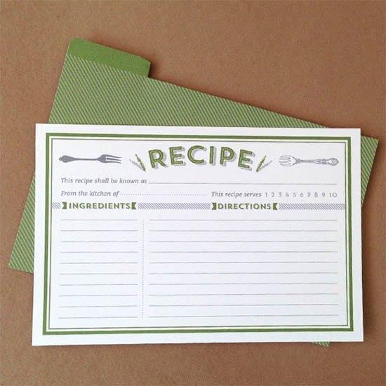 Editable Recipe Card Template Beautiful 8 Free Recipe Card Templates Excel Pdf formats