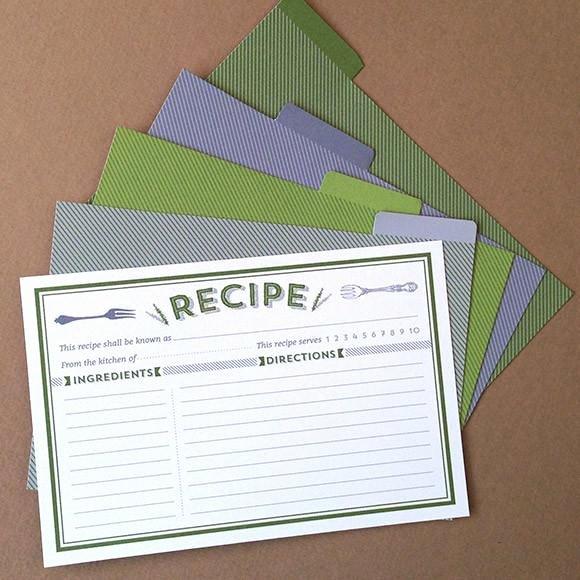 Editable Recipe Card Template Unique Classic Recipe Cards Pdf