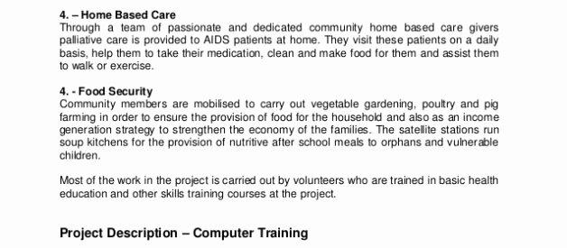 Educational Program Proposal Template Unique Educational Program Proposal Template