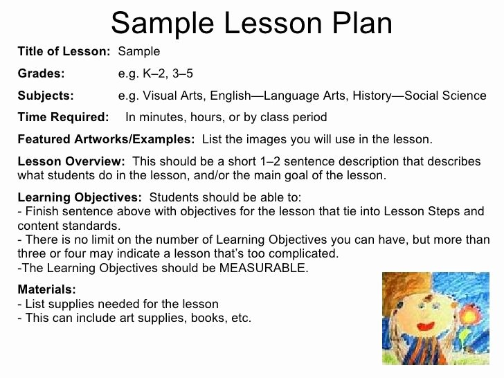Ela Lesson Plan Template Luxury 17 Best Ideas About Sample Lesson Plan On Pinterest