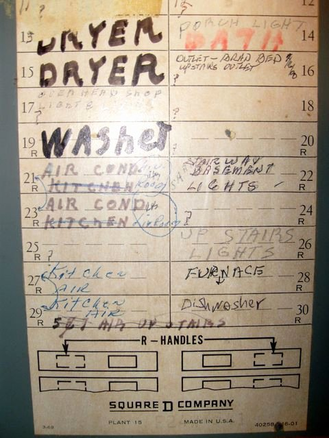 Electrical Panel Label Template Best Of why You Should Label Your Electrical Panel Right now