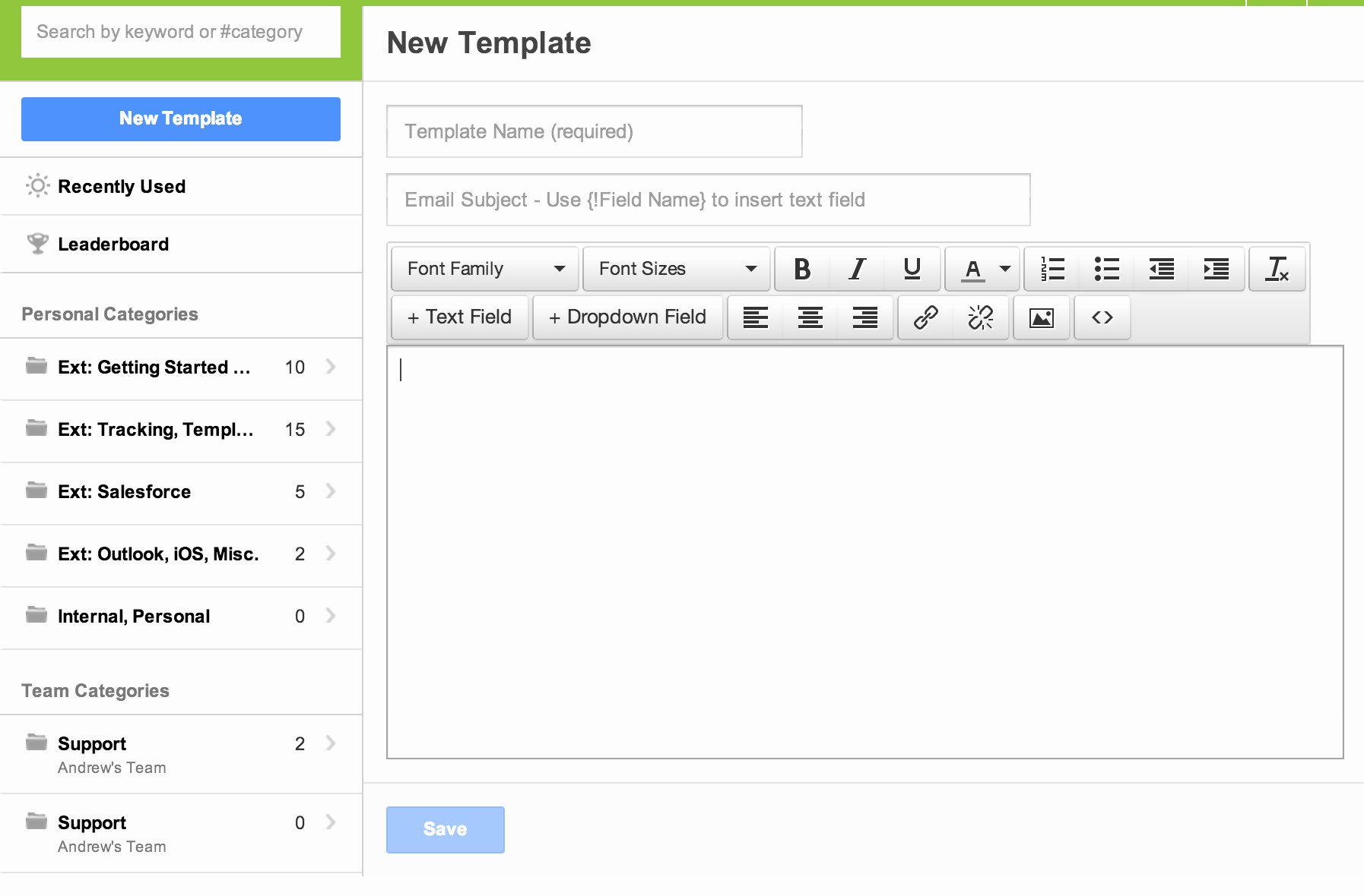 Email Template for Gmail Beautiful All Things Templates Yesware Blog Yesware Blog