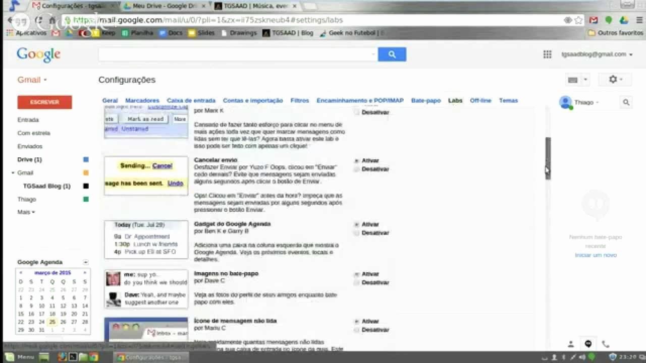 Email Template for Gmail Fresh Gmail Criar E Utilizar Email Template Resposta