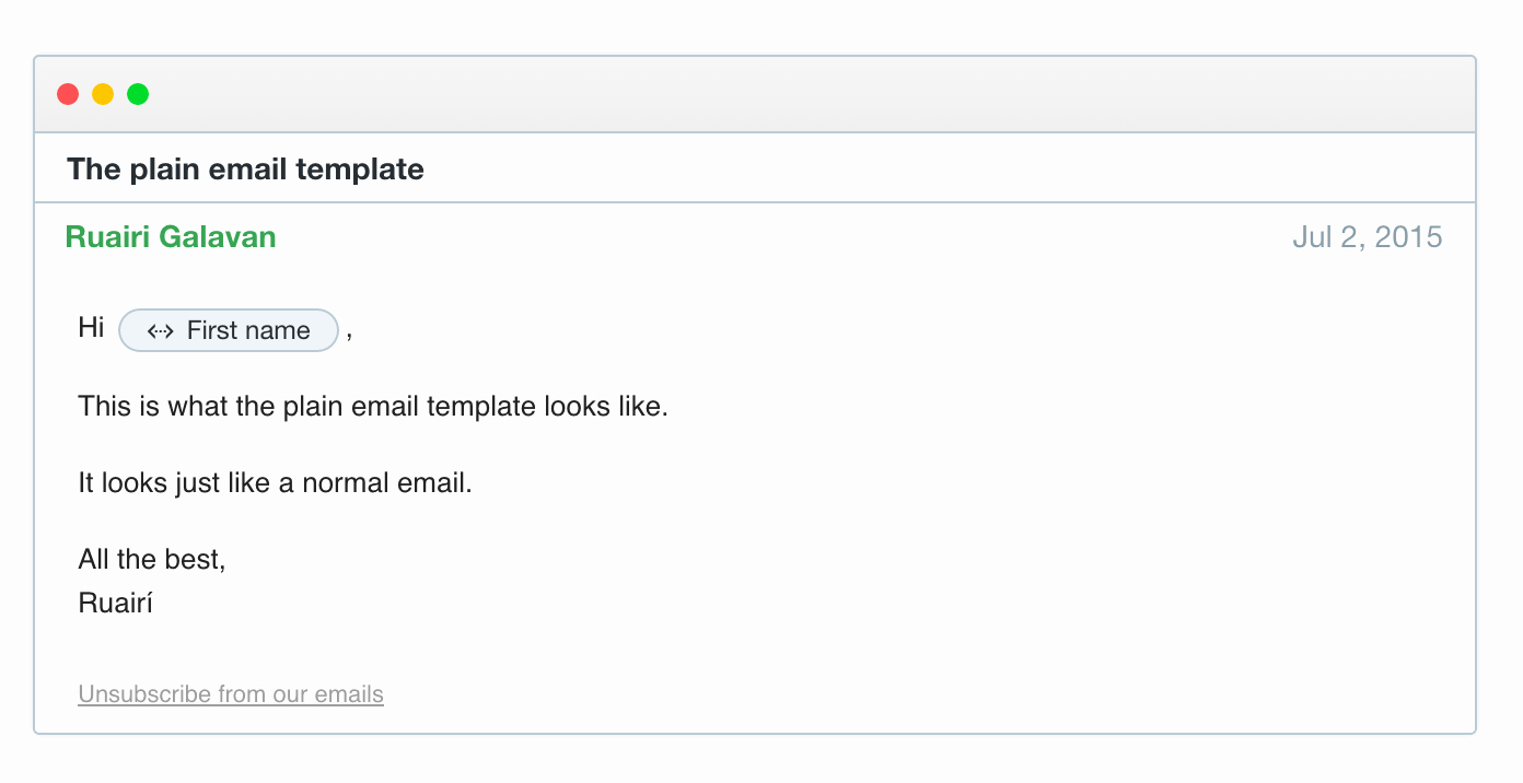 Email Template for Gmail Inspirational Gmail Custom Email Template Templates Station