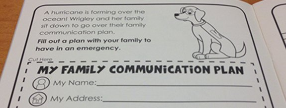 Emergency Communication Plan Template New Do 1 Thing Family Munication Plan Blogs