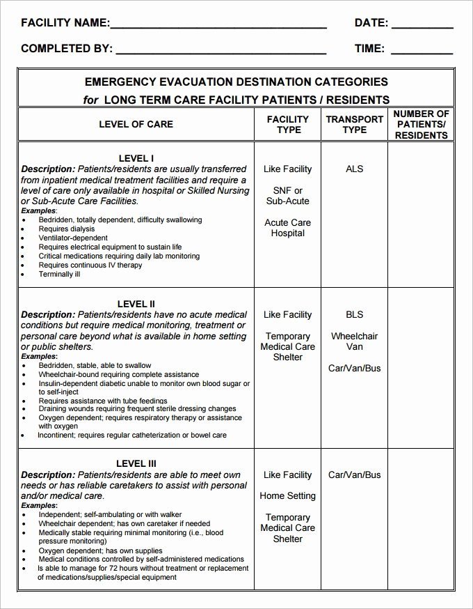 Emergency Evacuation Plan Template New 7 Home Evacuation Plan Templates Google Docs Ms Word