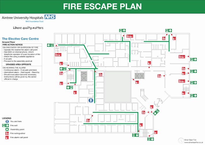 Emergency Evacuation Plan Template New Fire Emergency Evacuation Plan or Fire Procedure