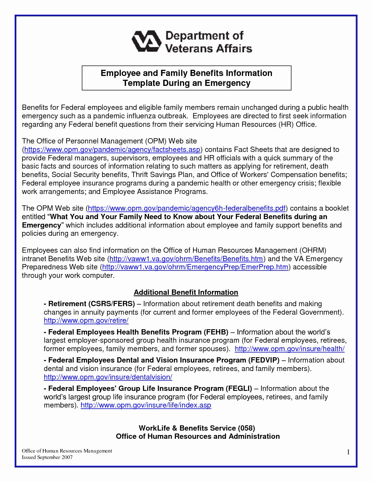 Employee Benefits Summary Template Beautiful Employee Benefit Benefits Matrix