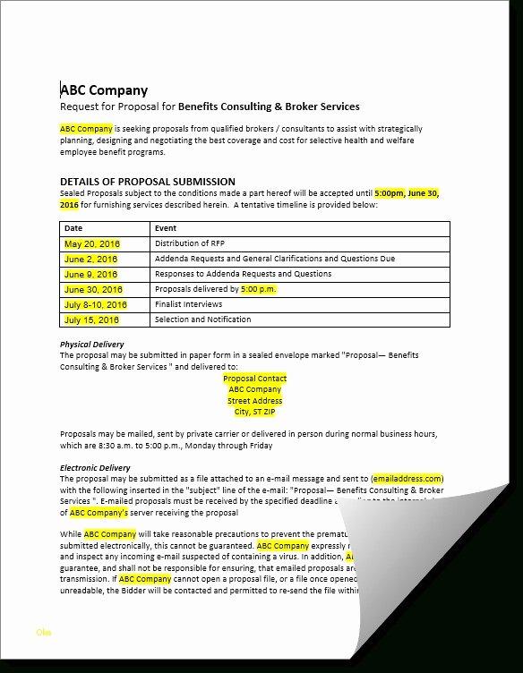 Employee Benefits Summary Template Beautiful Luxury Employee Benefits Package Template