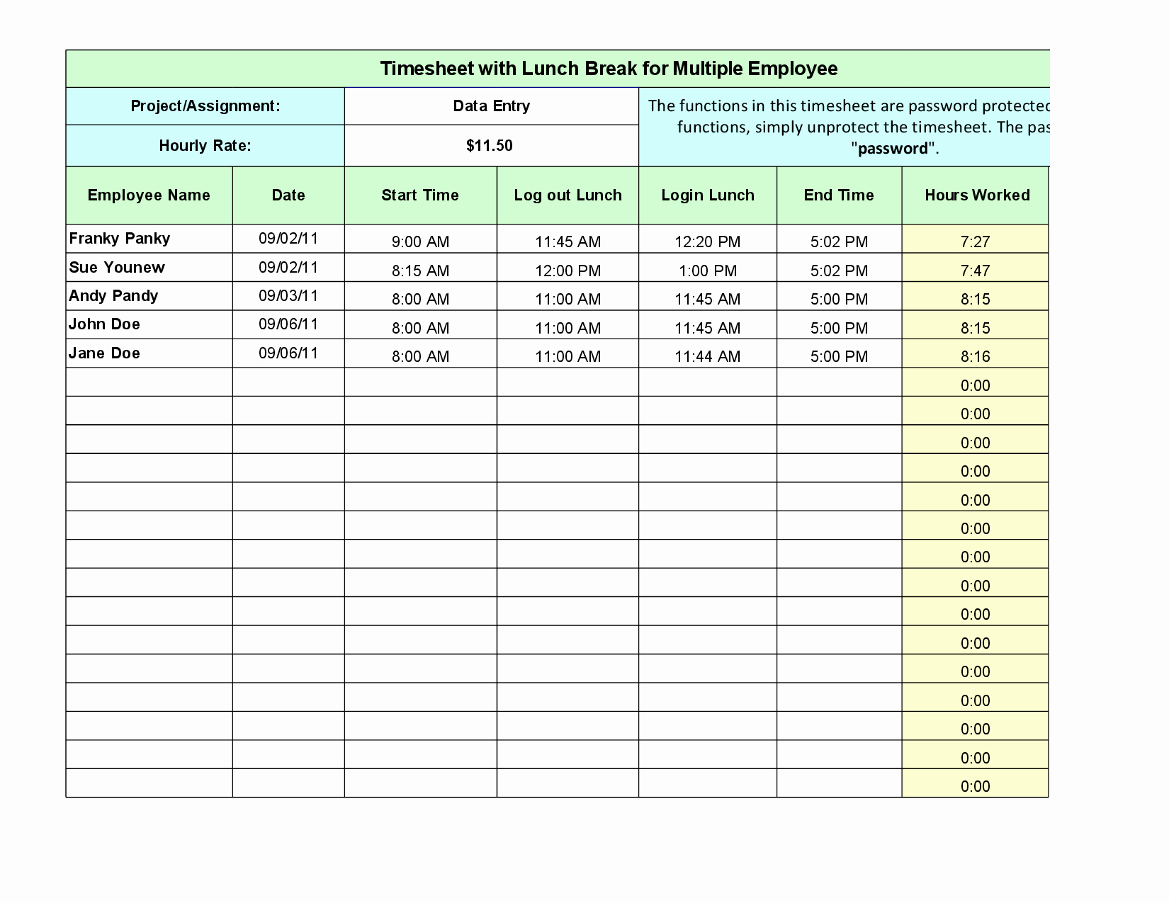 Employee Break Schedule Template Elegant Best S Of Break Time Template Lunch Break Schedule