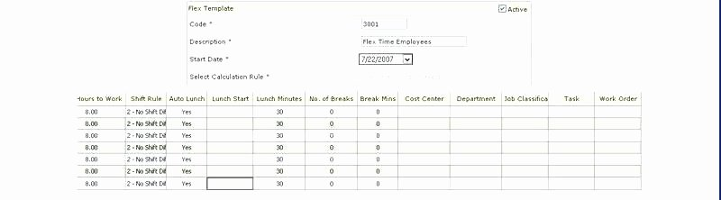 Employee Break Schedule Template Lovely Employee Lunch Break Schedule Template – Energycorridor