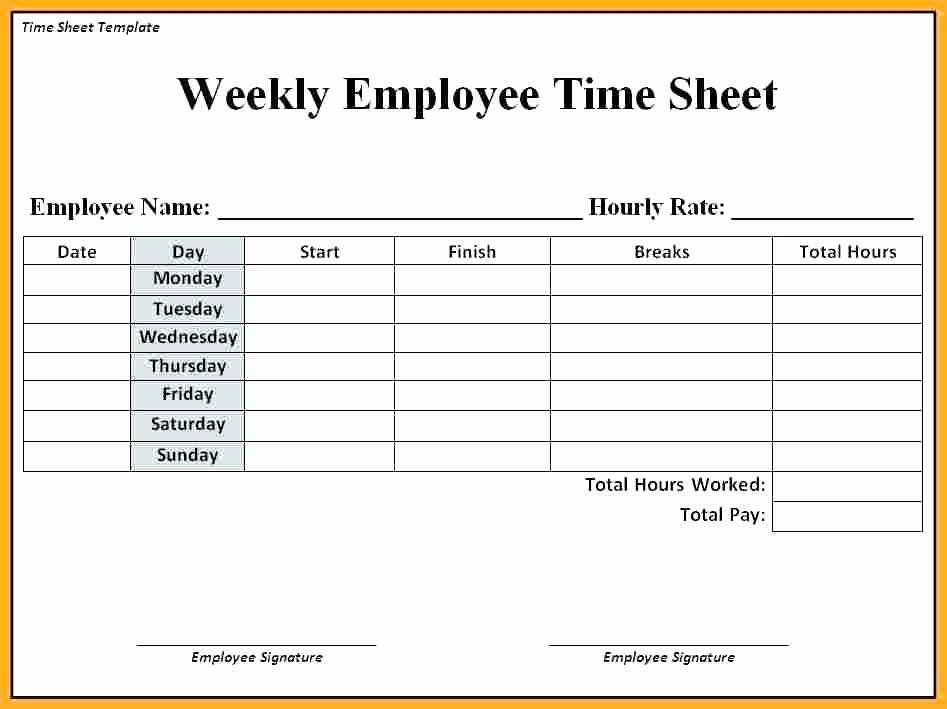 Employee Break Schedule Template Luxury Lunch Break Schedule Template and Employee – Chaseevents