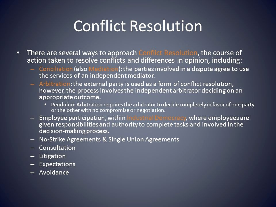 Employee Conflict Resolution Template Fresh Employer and Employee Relations Ppt Video Online