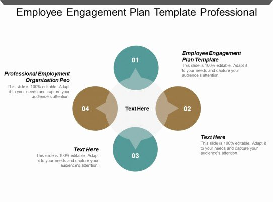 Employee Engagement Plan Template Awesome Employee Engagement Plan Template Professional Employment