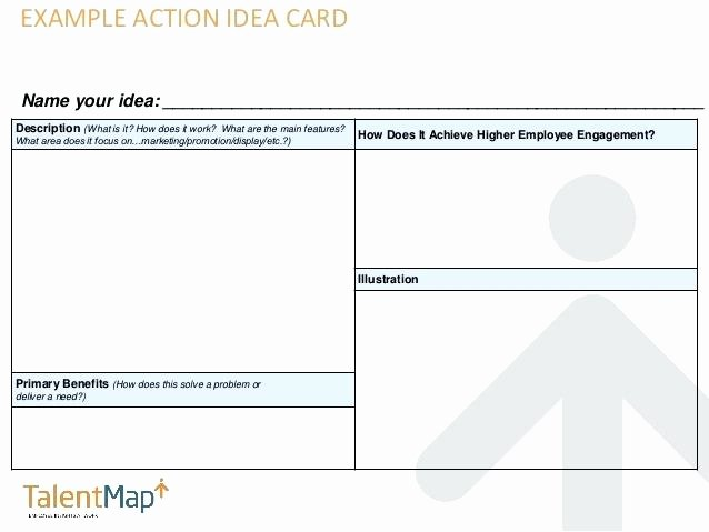 Employee Engagement Plan Template Elegant Sample Action Plan Template Inspirational Corrective for