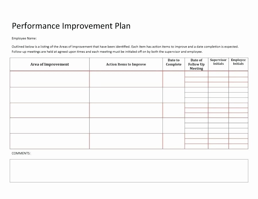 Employee Performance Tracking Template Elegant Employee Tracking Spreadsheet Vacation and Sick Time