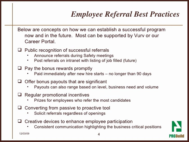 Employee Referral Program Template Beautiful Download Free software Referral Program Proposal