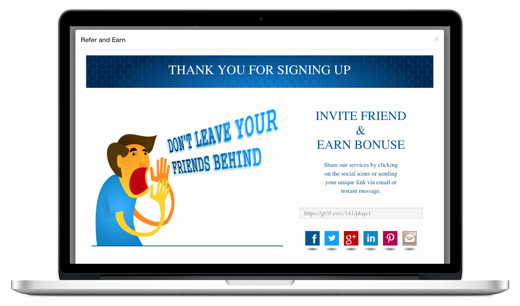 Employee Referral Program Template Beautiful Templates