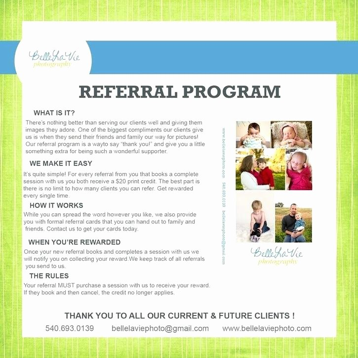 Employee Referral Program Template Inspirational Employee Referral Program Flyer Template Coupon Templates