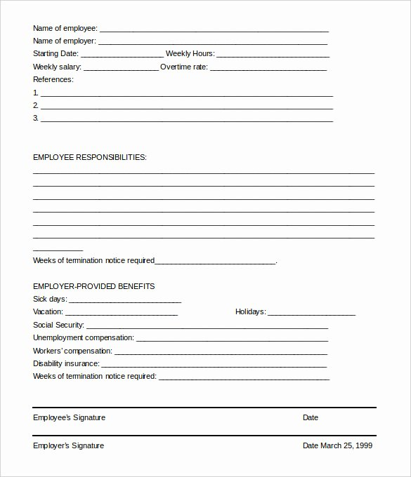 Employee Termination form Template Fresh 23 Free Termination Letter Templates Pdf Doc