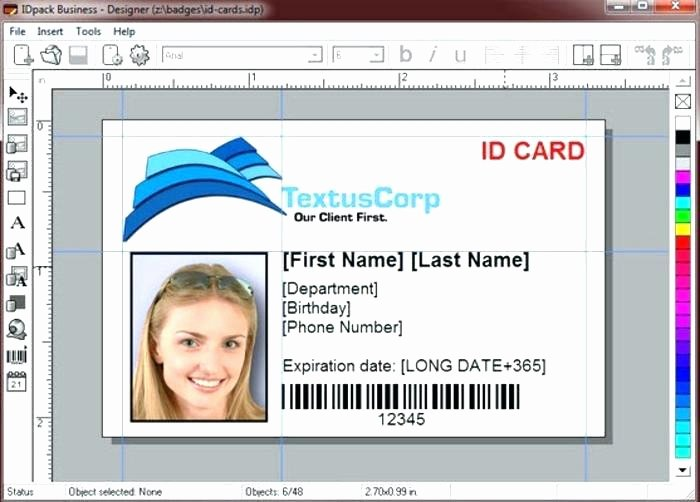 Employees Id Card Template Fresh Employee Id Card Template Badge Shop – Eyoncefo