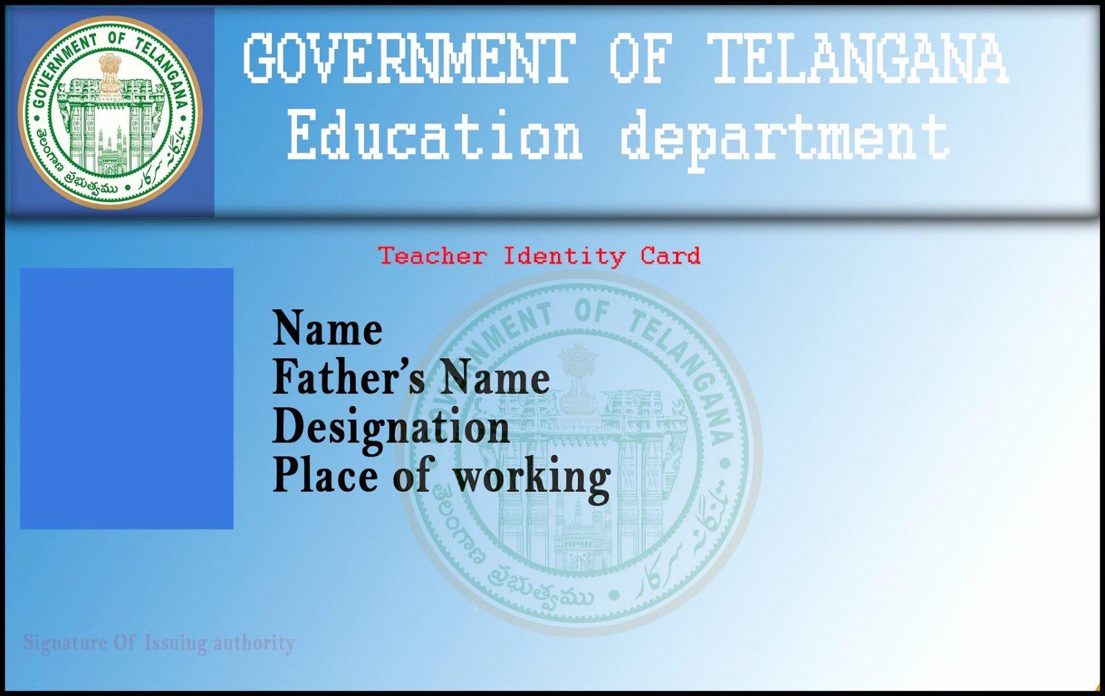 Employees Id Card Template Fresh T R C
