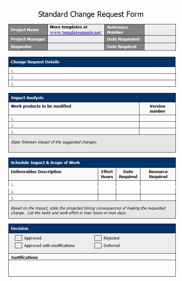 Engineering Change order Template Lovely Engineering Change Template to Pin On Pinterest