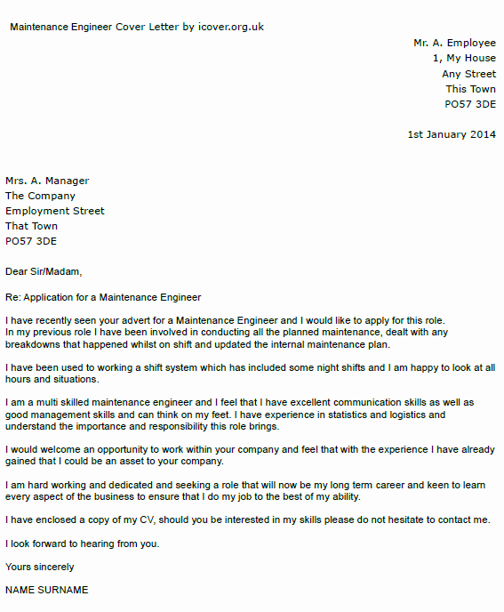 Engineering Covering Letter Template Fresh Cover Letter Help Uk