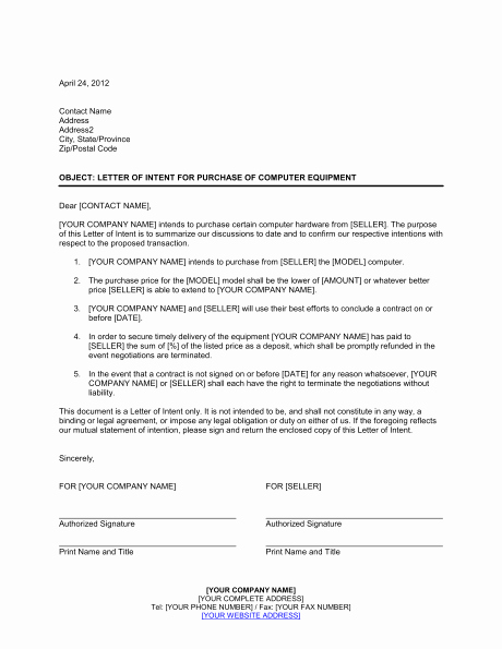 Equipment Purchase Proposal Template Elegant Equipment Purchase Proposal Template