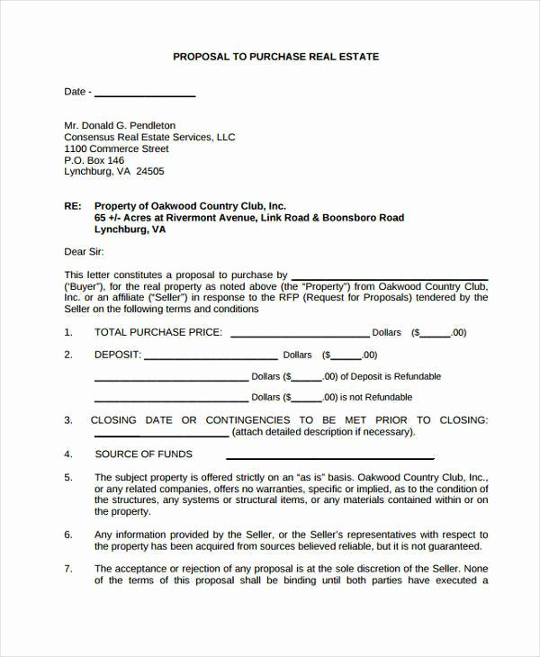Equipment Purchase Proposal Template Luxury 7 Purchase Proposal Templates – Free Documents In Pdf