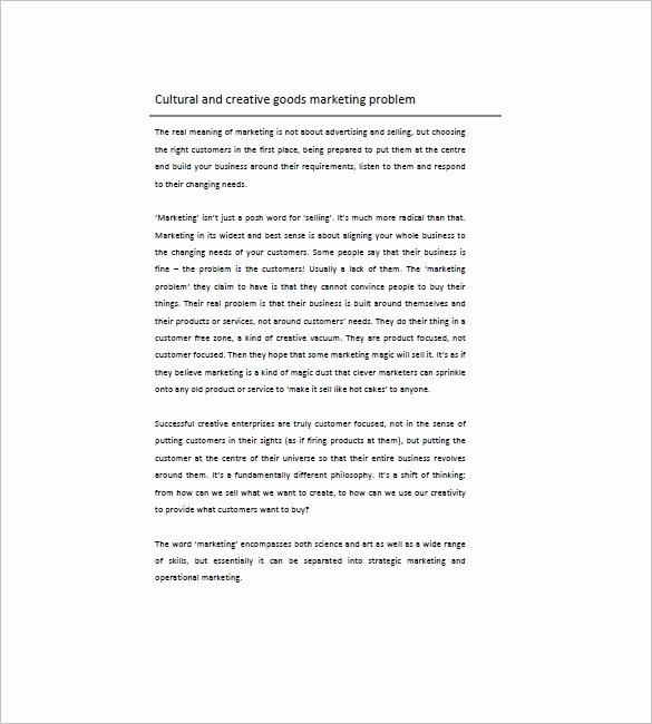 Event Marketing Plan Template Best Of event Marketing Plan Template – 17 Free Word Excel Pdf
