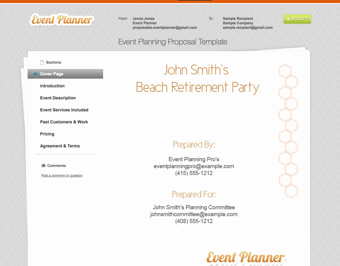 Event Planner Website Template Fresh Wedding Planner Quotation Template