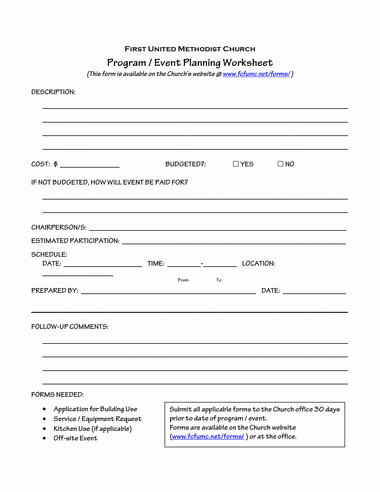 Event Planning form Template Beautiful 12 Best Of Fice Bud Worksheet Things to Do