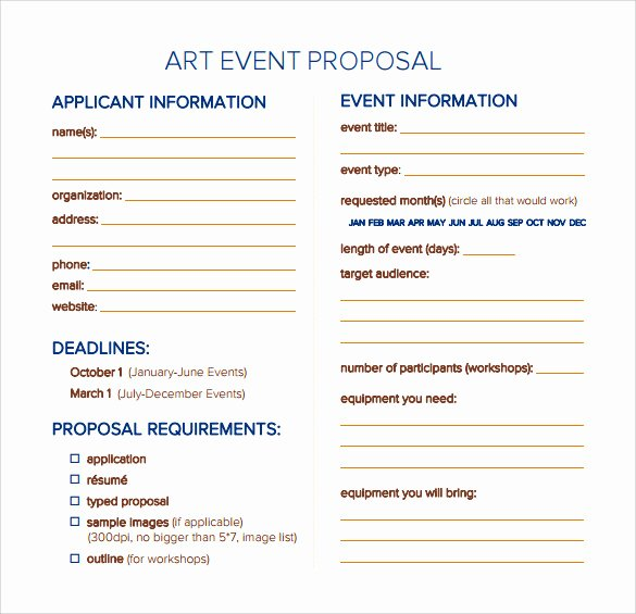 Event Planning Proposal Template Elegant 30 Sample event Proposal Templates Psd Pdf Word